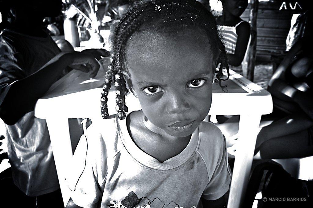 Garifuna girl