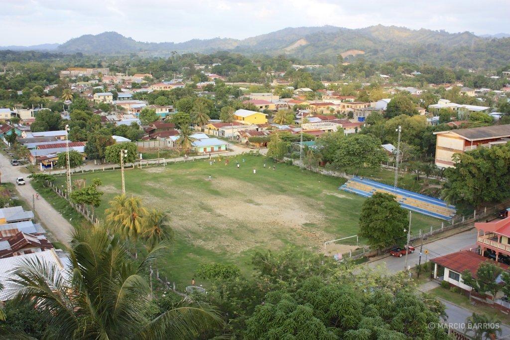 View of Tela